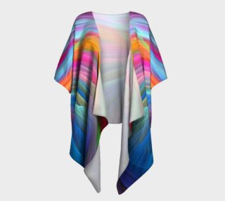 rainbow feather preview