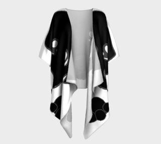 catahoula leoaprd dog black peeking preview