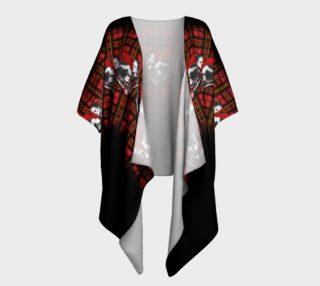 Aperçu de Frankenstein & Bride Draped Kimono
