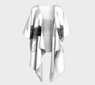 Akita Silver Black Overlay Silhouette preview