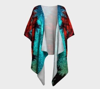 Wildfire Sign - The Search for Everything Draped Kimono preview