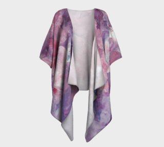 Fairy Garden Draped Kimono preview