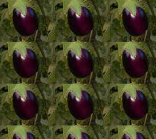 Purple Eggplant Fabric preview