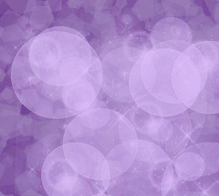 Purple Bubbles Fabric preview