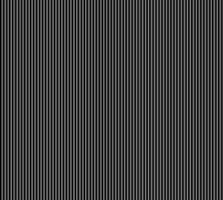 Aperçu de Quarter Inch Black and Medium Grey Vertical Stripes. Each stripe is a quarter inch wide.