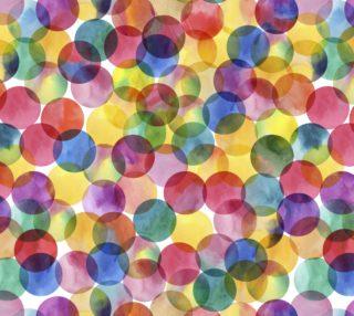 Aperçu de Random Watercolor Dots