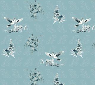 Aperçu de Teal Birds