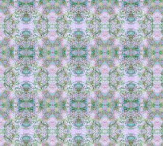 Mock Floral Royal Crown Pattern preview