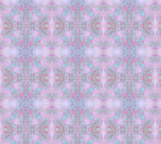 Mock Floral Ikat Pattern preview