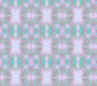 Mock Floral Ikat Diamond Ring Pattern preview