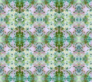 Mock Floral Eye of Ra Pattern preview