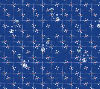 Mei Snowball Inspired Pattern preview