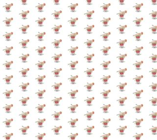 Green Pea Soup Fabric preview