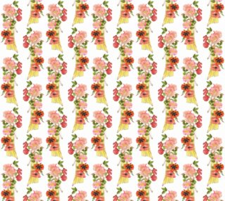 Sweet Pea Fabric preview