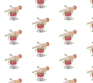 Green Pea Soup Fabric (Big Print) preview