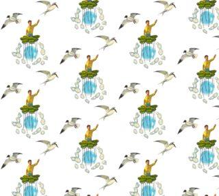 Birding Fabric preview