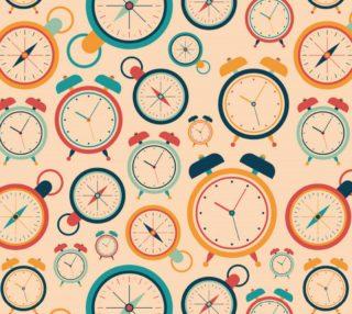 Vintage Alarm Clocks preview