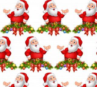 Cute Santa Claus preview