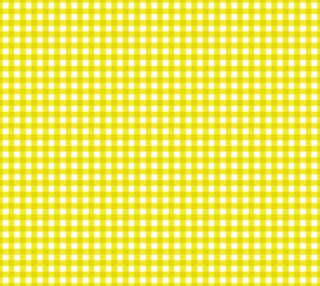 Lemonade Summer Checks Yellow preview