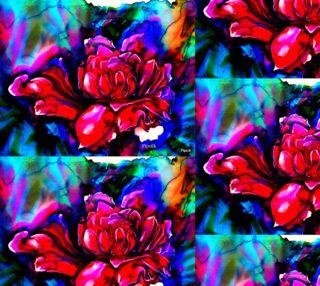 Aperçu de bright ginger bloom
