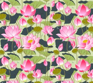 pond Pink Lotus preview
