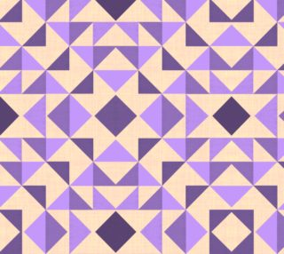 PURPLE AZTEC GEOMETRY preview
