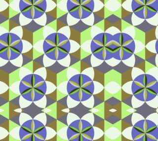 FLOWER OF LIFE TILE GOMETRY preview