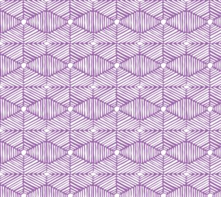 Box Stripes Purple and White preview