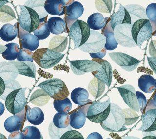 Aperçu de Plum Plum Pattern Fabric