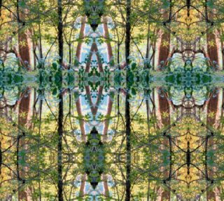 The Magical Forest of Memory: Mirror Repeat aperçu
