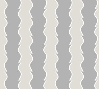 Grey Curved Stripe preview