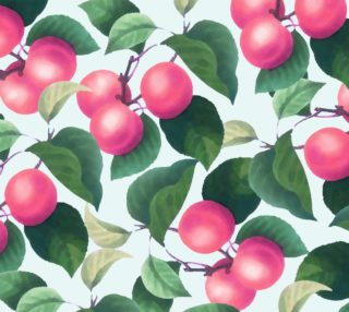 Aperçu de Tropical Fruit V2 Fabric