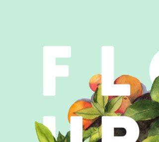 Aperçu de Flourish Fabric