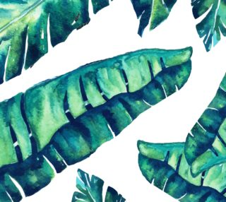 Aperçu de Tropical Glam Fabric