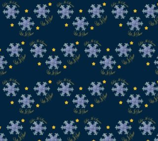 Let It Snow Half Brick preview
