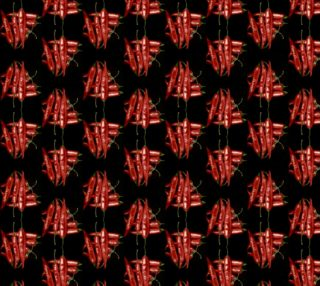 Aperçu de Red Hot Chalk fabric
