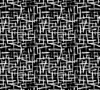 Black and White Brush Strokes preview