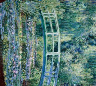 Aperçu de Monet - Water Lily Pond