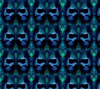 Artistic skulls preview