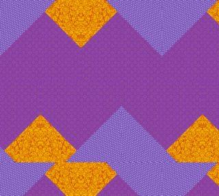 Orange and Purple Clash preview