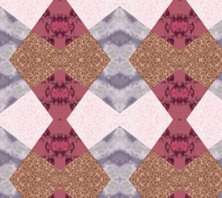 Patched in Pink Patterns preview