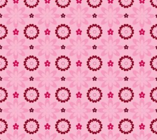 Pink Flower Delight preview