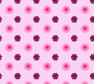 Delightfully Pink Swirls preview