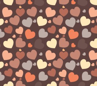 chocolate hearts preview