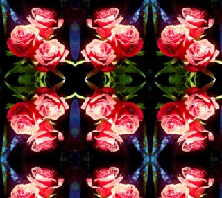 Deep Red Roses Emerging 0713 basic mirror 12.61 x 13.37 preview