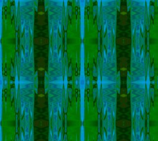Abstract in Green preview