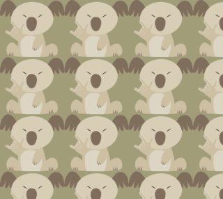 ASL I Love You Koala preview