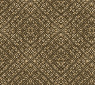 Wooden Ornamented Fabric Pattern preview