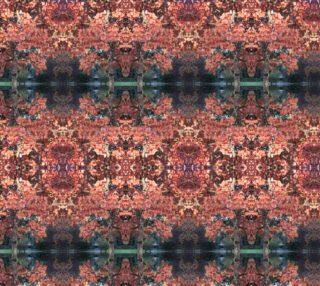 Autumn Russet Magic 7754 bas mir 7.31 x 9.75 aperçu