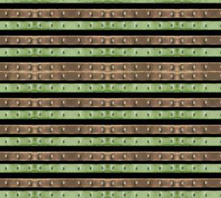 Camo Stripes Print Fabric Seamless Pattern preview